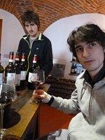 En dégustation avec Cristiano Garella et Luca Monteiller