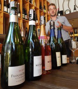 Bulles en folie : atelier vins effervescents