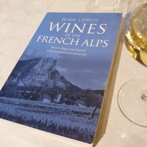 Wines of the French Alps, Savoie, Bugey and Beyond: Meet author Wink Lorch + wine tasting @ Le Vin des Alpes | Grenoble | Auvergne-Rhône-Alpes | France
